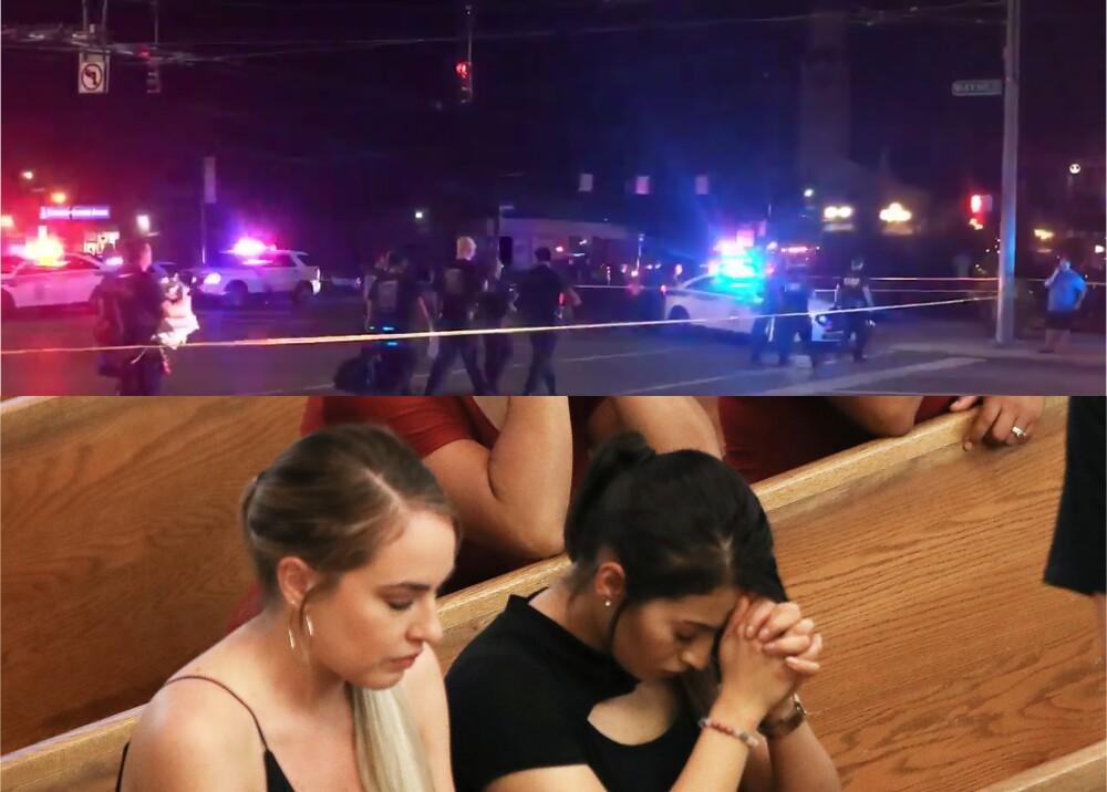 340308_BLU Radio // Tiroteo en El paso, Texas y Dayton, Ohio // Fotos: AFP
