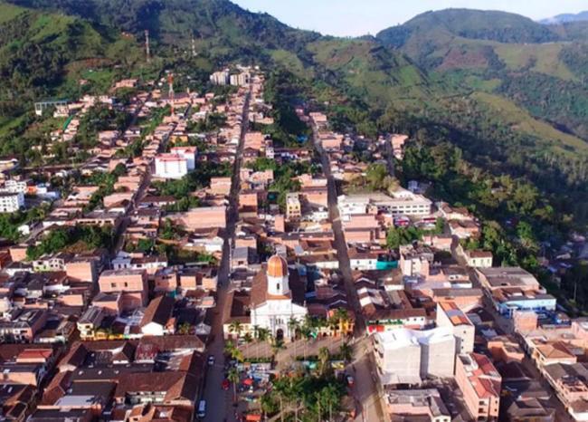 354190_BLU Radio. Ituango / Foto: Noticias Caracol