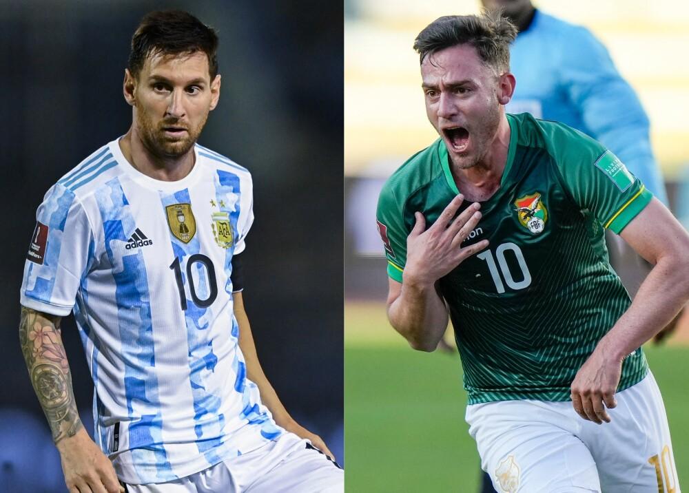 Selecciones de Argentina y Bolivia Foto AFP.jpg