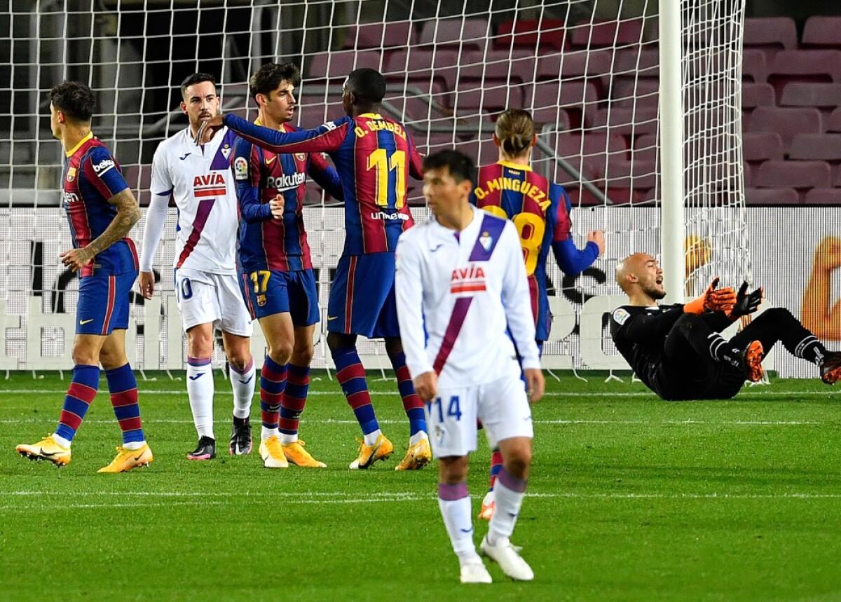 Barcelona Eibar