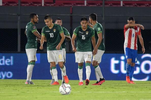 Segundo gol bolivia