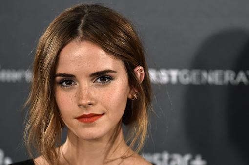 25726_Blu Radio. Emma Watson / Foto: AFP