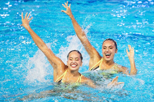 Estefanía Álvarez y Mónica Arango rumbo a los Juegos Olímpicos