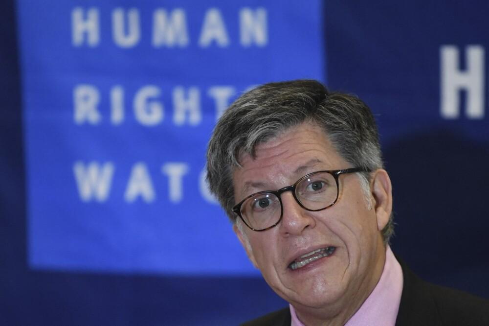 Jose Miguel Vivanco, director para las Américas de Human Rights Watch.