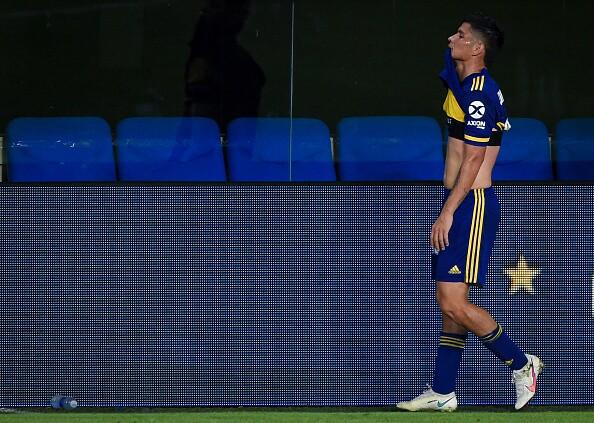 Jorman Campuzano Boca Juniors vs River Plate