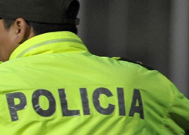 302658_Blu Radio. Policía / Foto: AFP