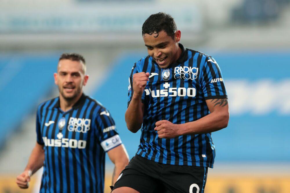 Luis Muriel, Atalanta vs Torino