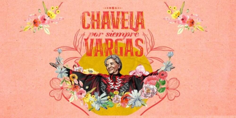 Chavela por siempre Vargas