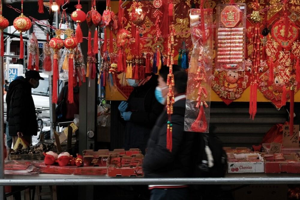 Decoración china