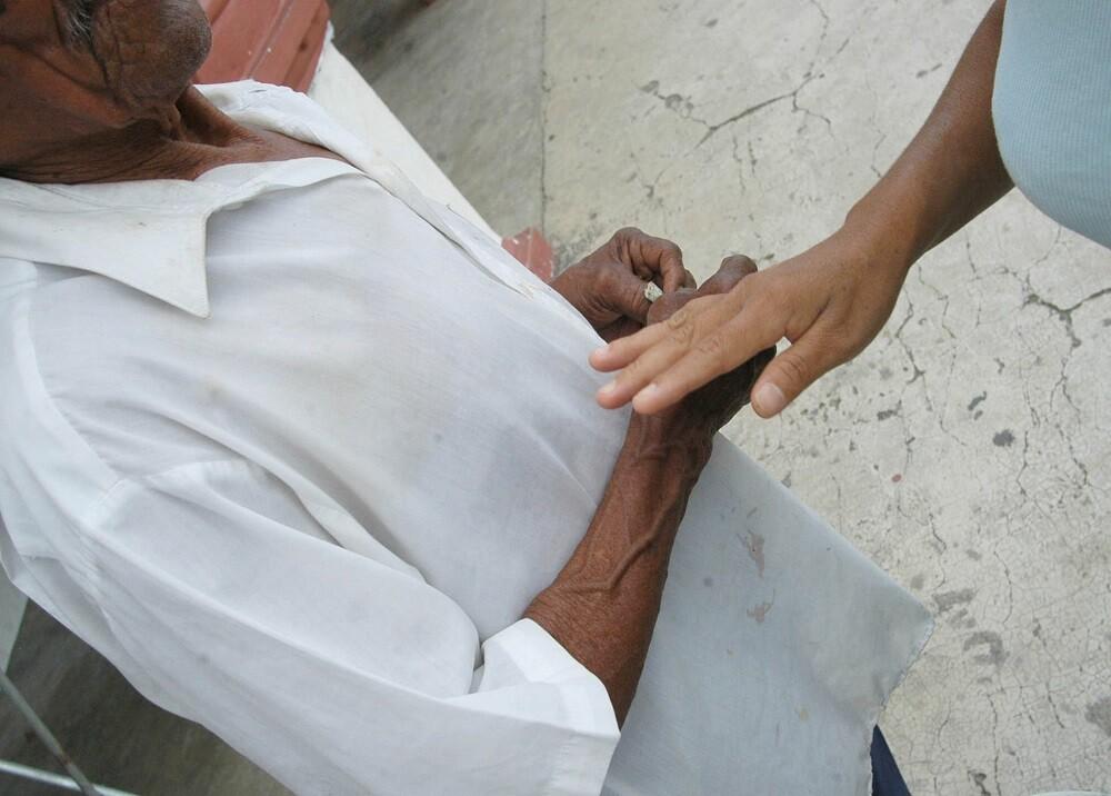 292864_Blu Radio/Delincuentes asaltaron un ancianato al suroriente de Cali. Foto: Referencia AFP