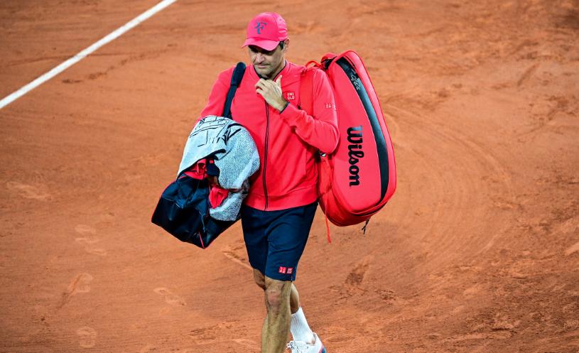 Roger Federer clasificó a octavos de final de Roland Garros.