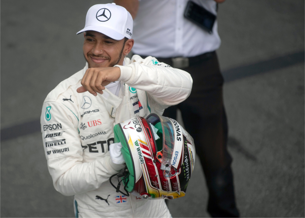 319649_Blu Radio // Lewis Hamilton // Foto: AFP