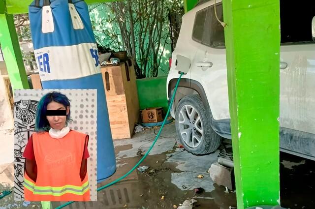 echo agua a los tanques de los vehiculos de su ex
