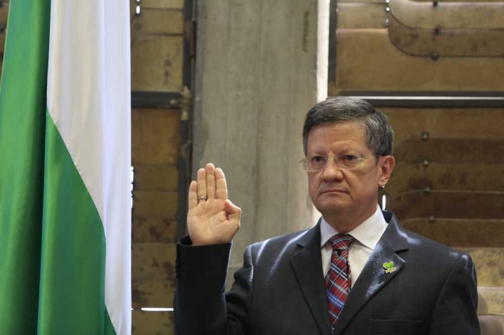366576_Luis Fernando Suárez. Foto: Gobernación de Antioquia