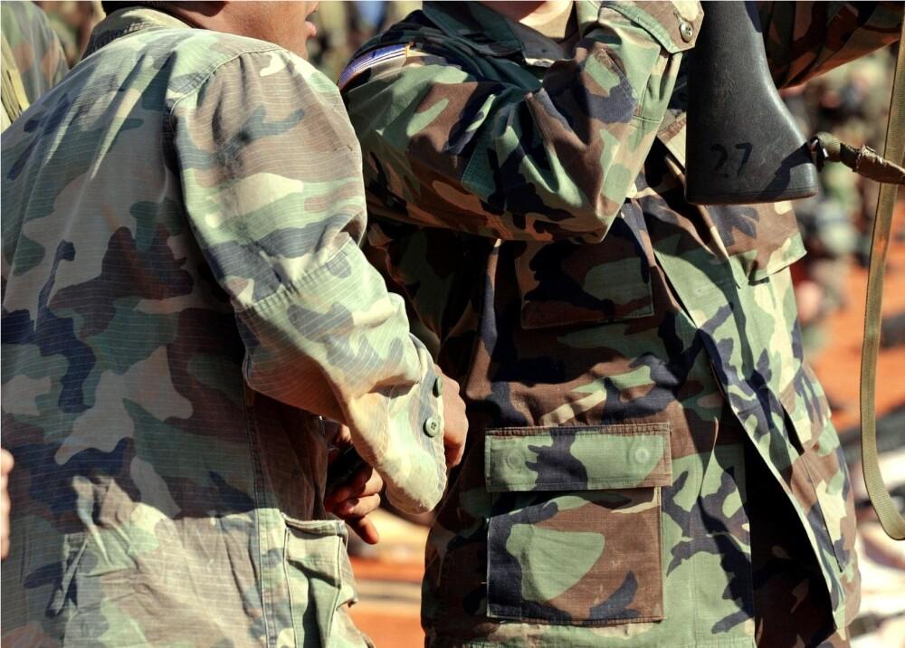 365676_Militares_Estados Unidos // Foto: AFP