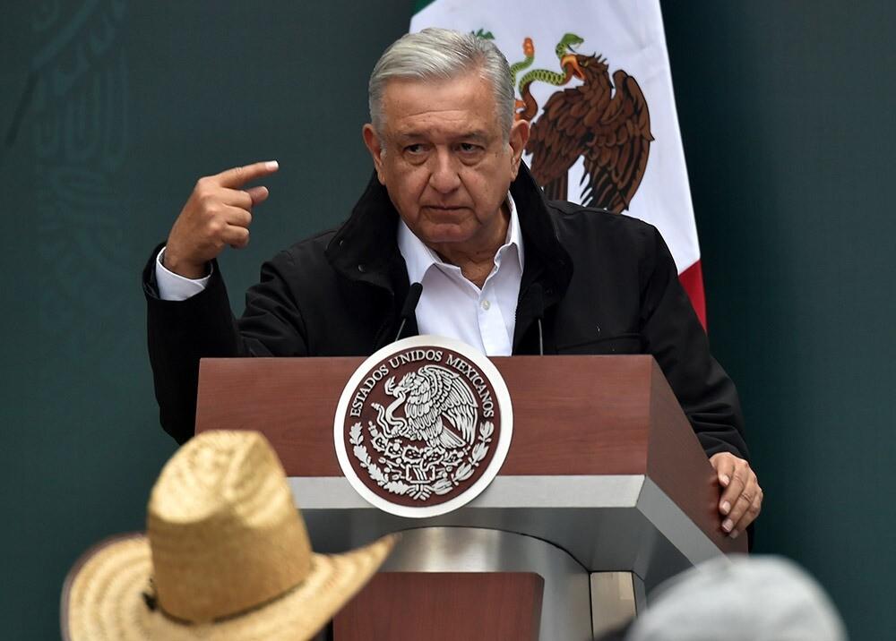 Andrés Manuel López Obrador : AFP.