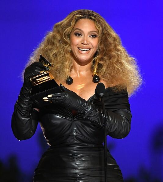 Beyoncé se convierte en la artista con más premios Grammy