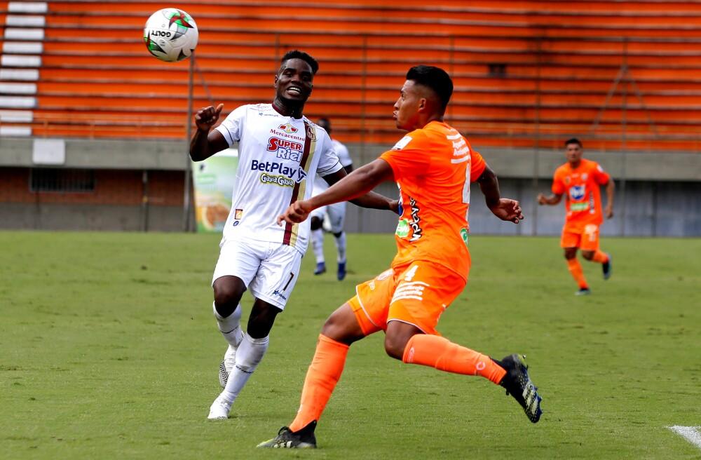 Envigado F. C. vs Deportes Tolima