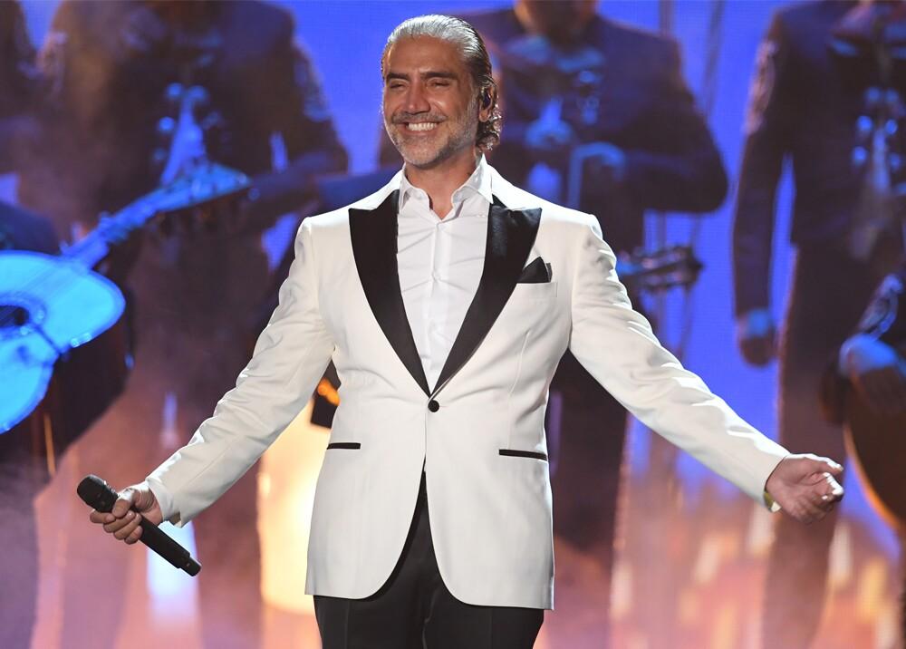 Alejandro Fernández en los Latin Grammy