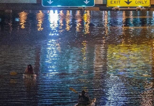 inundaciones filadelfia