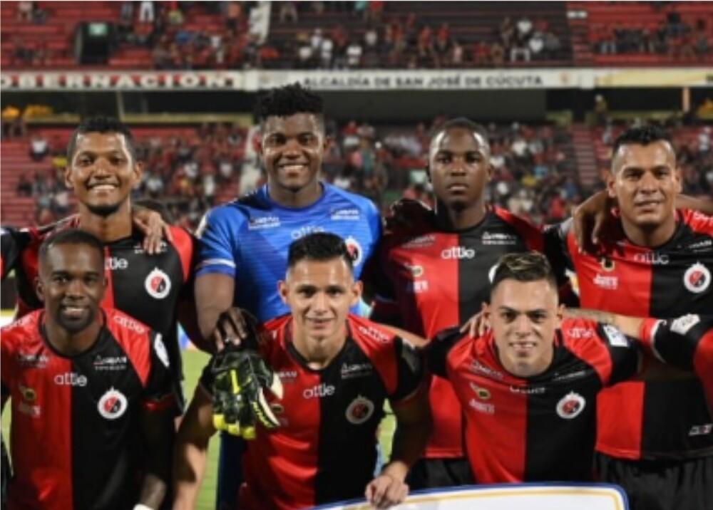361165_Cúcuta Deportivo FC // Foto: Twitter @Cucutaoficial