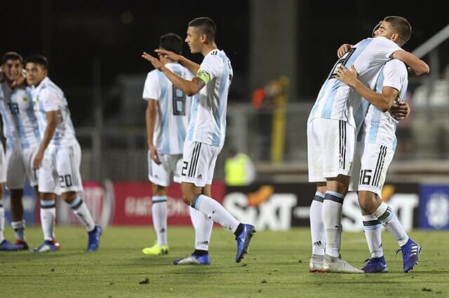 295918_Selección Argentina Sub-20