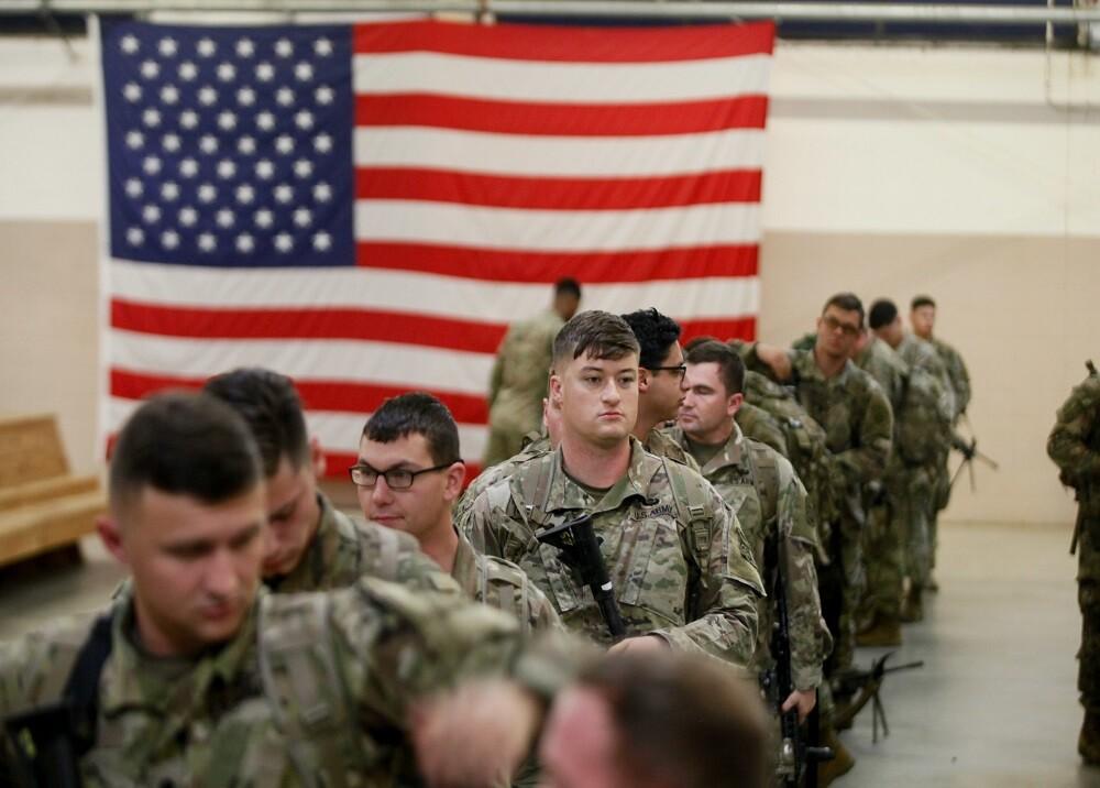 352119_BLU Radio. Tropas estadounidenses / Foto: AFP
