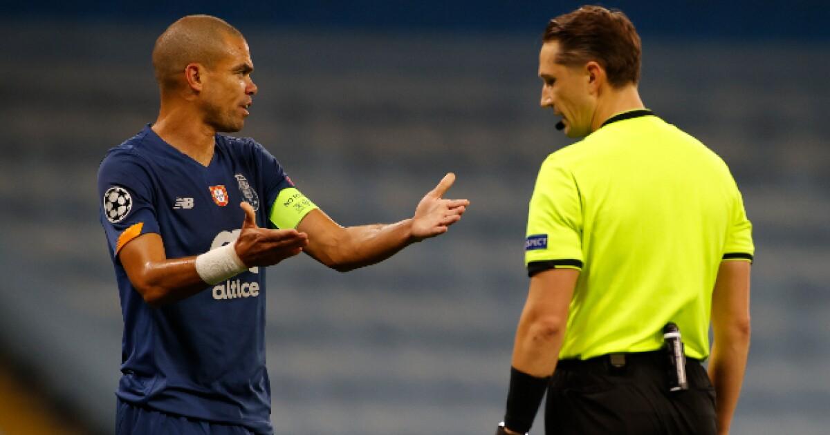 """""""Manchester City tiene muy buenos jugadores y no necesitaban esa ayuda de los árbitros"""""""