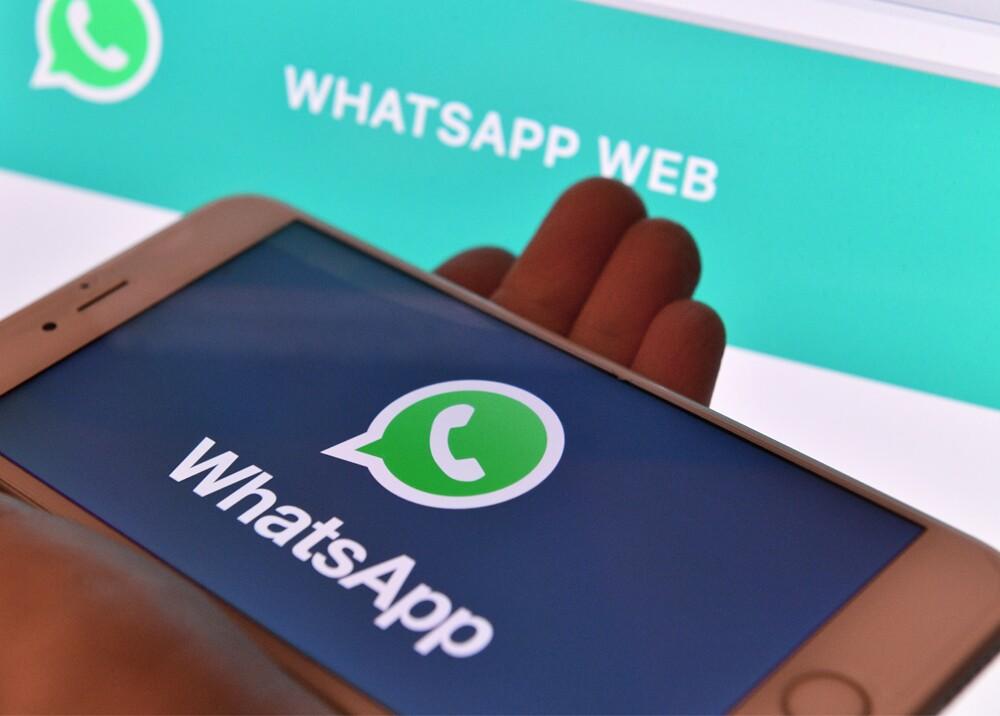 300522_Blu Radio - WhatsApp Web - Foto: AFP