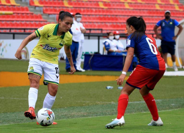 Bucaramanga vs Medellin Femenino 231020 Twitter E.JPG
