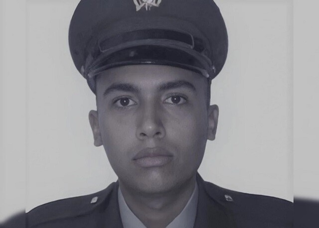 policía asesinado en Cáceres