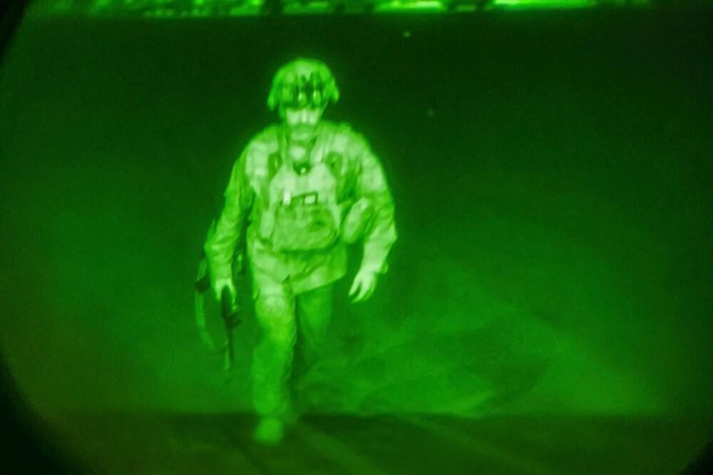 Último soldado de EE.UU. abandona Afganistán