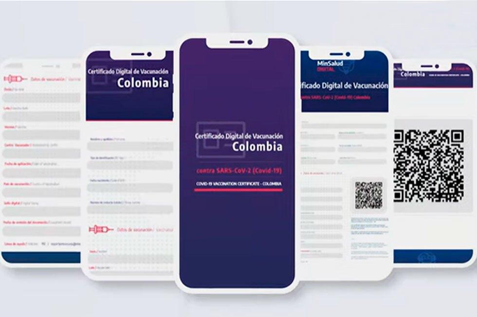 Certificado digital de vacunación COVID