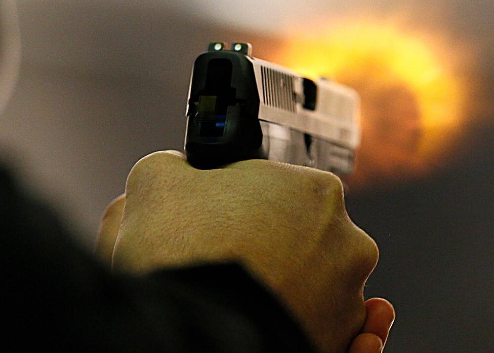 Disparo / AFP, imagen de referencia