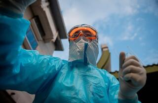 Casos de coronavirus en Colombia