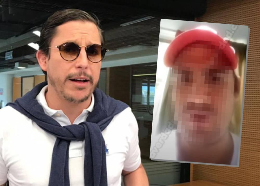 Amenazas al comediante Alejandro Riaño