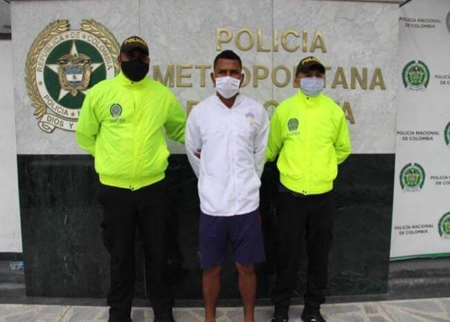 364958_Captura a presunto asesino de enfermera víctima de atraco / Foto: Policía Nacional