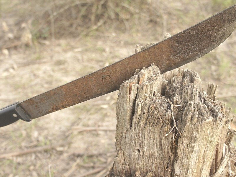 machete pixabay