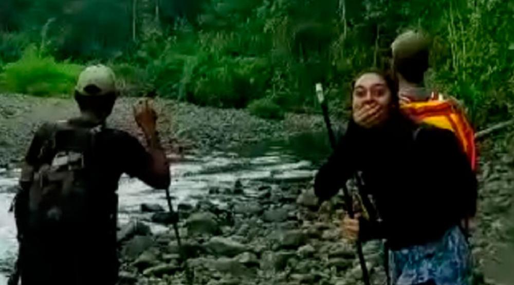 330881_BLU Radio. Estudiantes avistaron un jaguar en Chocó / Foto: Captura de video