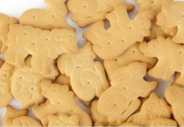 galletas con formas de animalitos