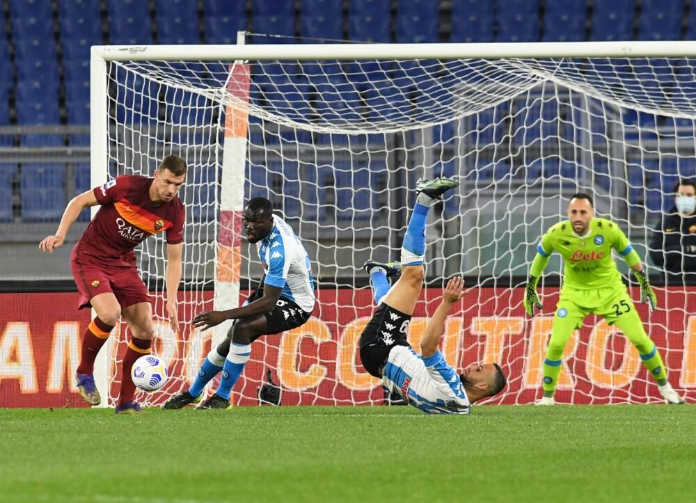 Roma vs Nápoles