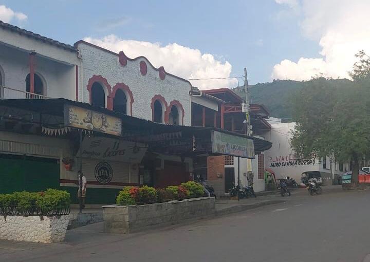 Confinamiento en Sopetrán, occidente de Antioquia.