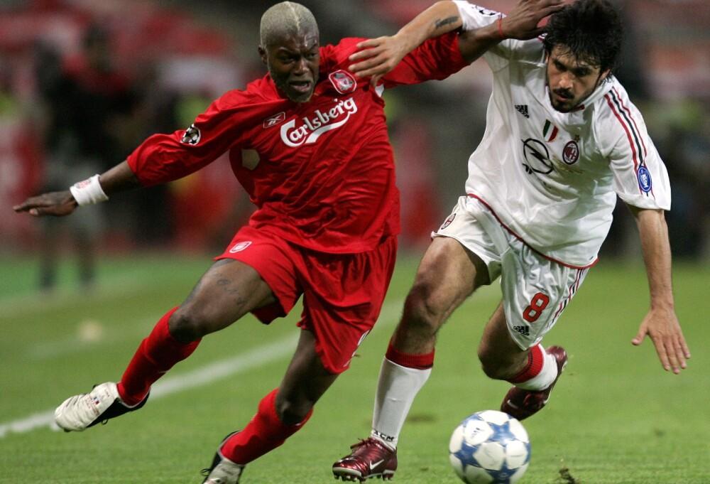 Liverpool Vs. Milan en 2005