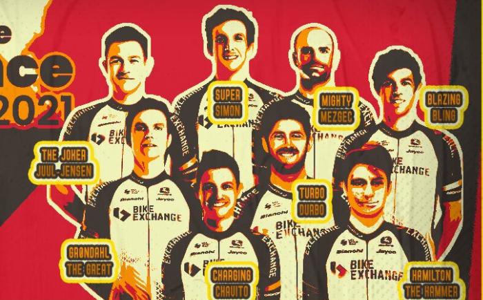Esteban Chaves será uno de los colombianos en el Tour de Francia.