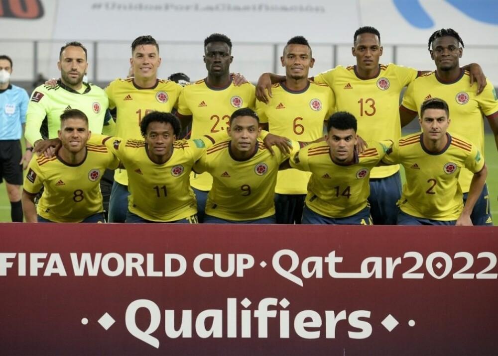 Selección Colombia Foto FCF.