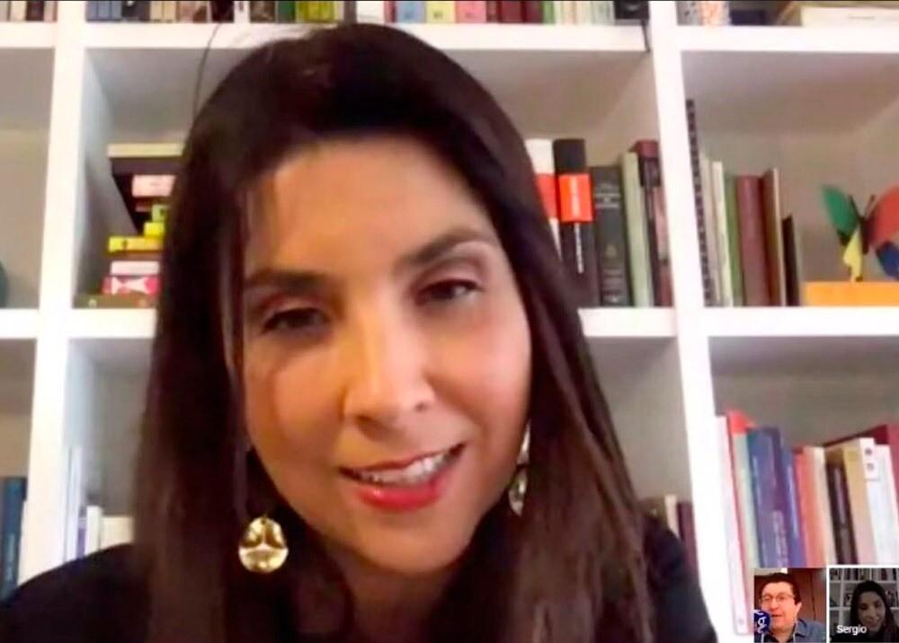 359440_Ministra de Educación, María Victoria Angulo. Foto: BLU Radio