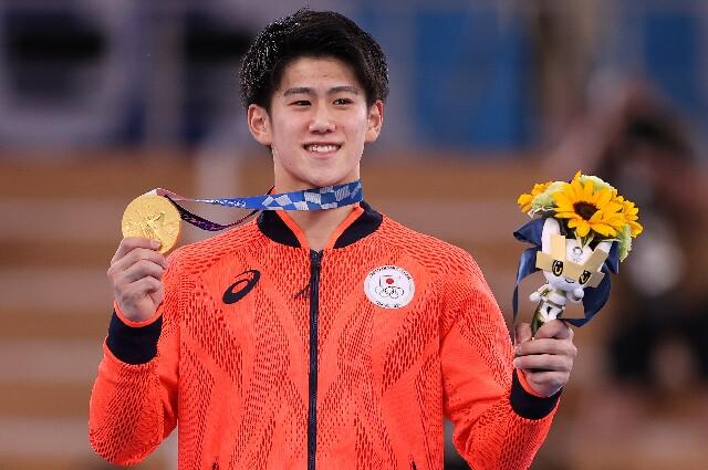 Daiki Hashimoto, en los Juegos Olímpicos de Tokio