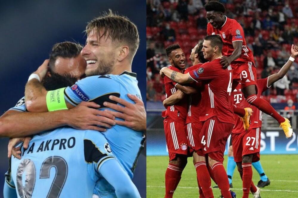 Lazio vs. Bayern Múnich