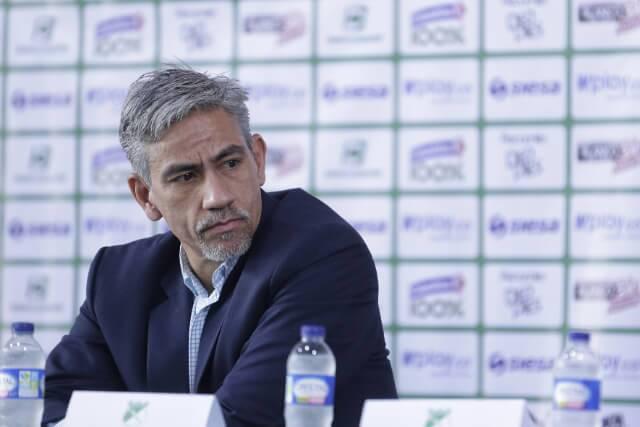 333510_Marco Caicedo, presidente del Deportivo Cali.