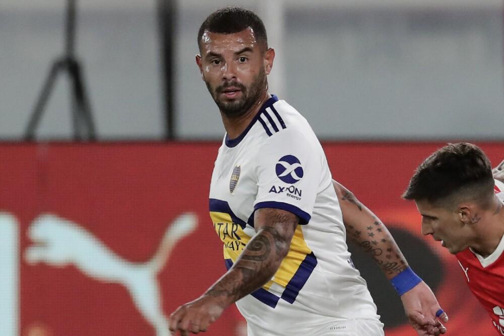 Edwin Cardona Boca Juniors 211220 AFP E.jpg